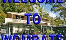Wombats Bed and Breakfast and Apartments - Accommodation Noosa