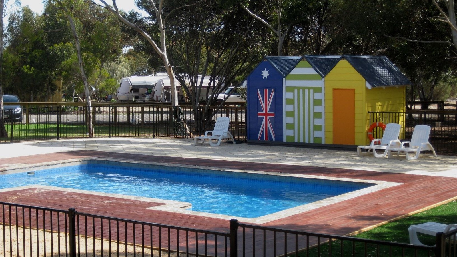 BIG4 Port Willunga Tourist Park - Accommodation Noosa