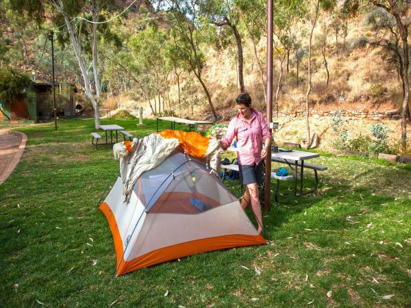 Standley Chasm Angkerle Camping - Accommodation Noosa