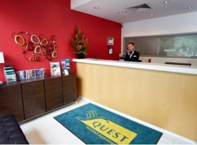 Quest South Melbourne - Accommodation Noosa