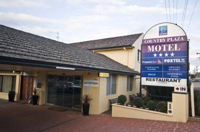 Quality Inn Country Plaza Queanbeyan - Accommodation Noosa
