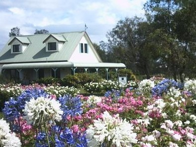 Emmas Cottage Vineyard - Accommodation Noosa