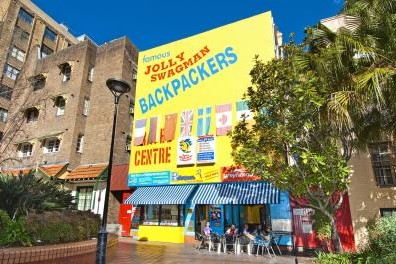 Jolly Swagman Backpackers Sydney Hostel - Accommodation Noosa