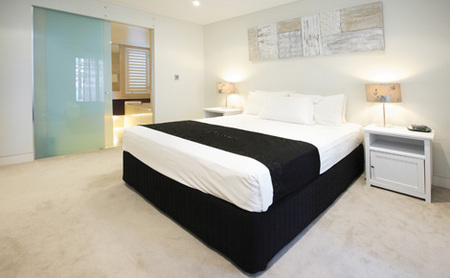 Manly Surfside Holiday Apartments - Accommodation Noosa