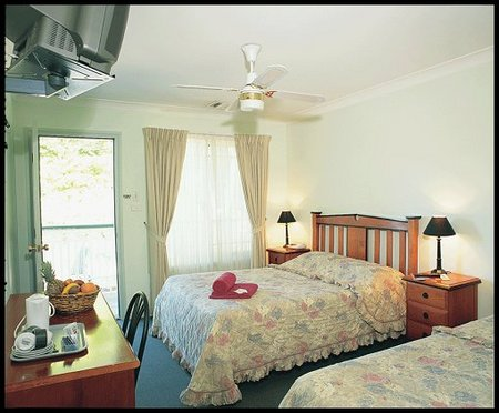 Miranda Lodge - Accommodation Noosa