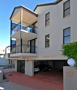 Spring Hill Mews - Accommodation Noosa