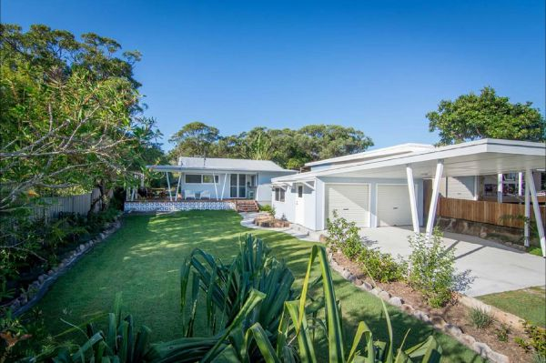 Back Beach Bungalow - Accommodation Noosa