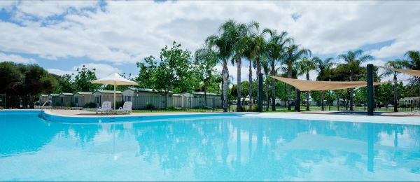 Berri Riverside Holiday Park - Accommodation Noosa