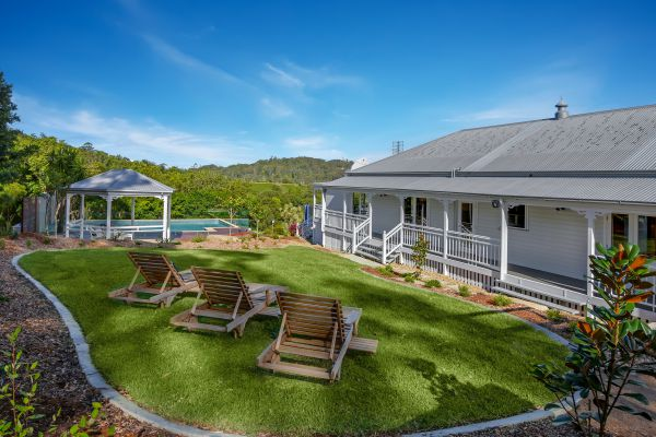 The Farmhouse Eumundi - Accommodation Noosa