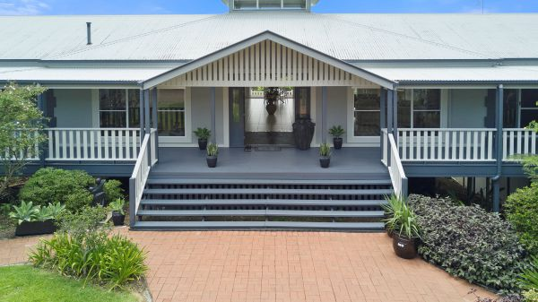 The Country House at Hunchy Luxury Bed and Breakfast Accommodation - Accommodation Noosa