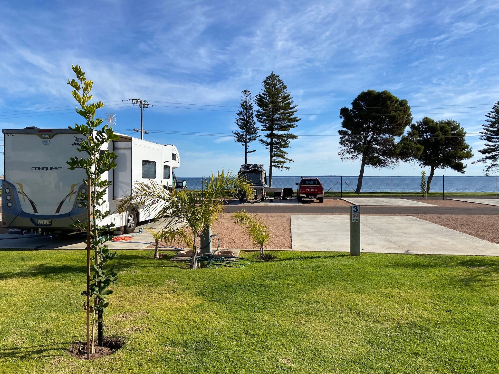 Ceduna Foreshore Caravan Park - Accommodation Noosa