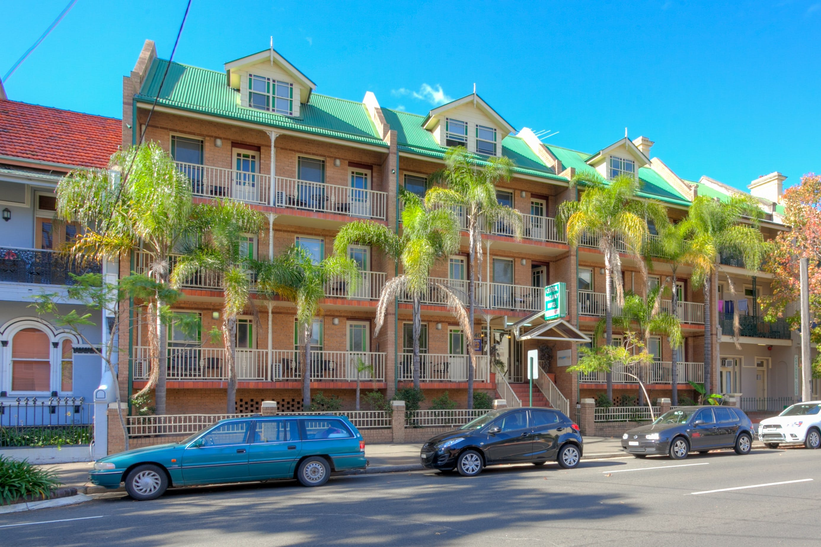 Central Railway Hotel - Accommodation Noosa