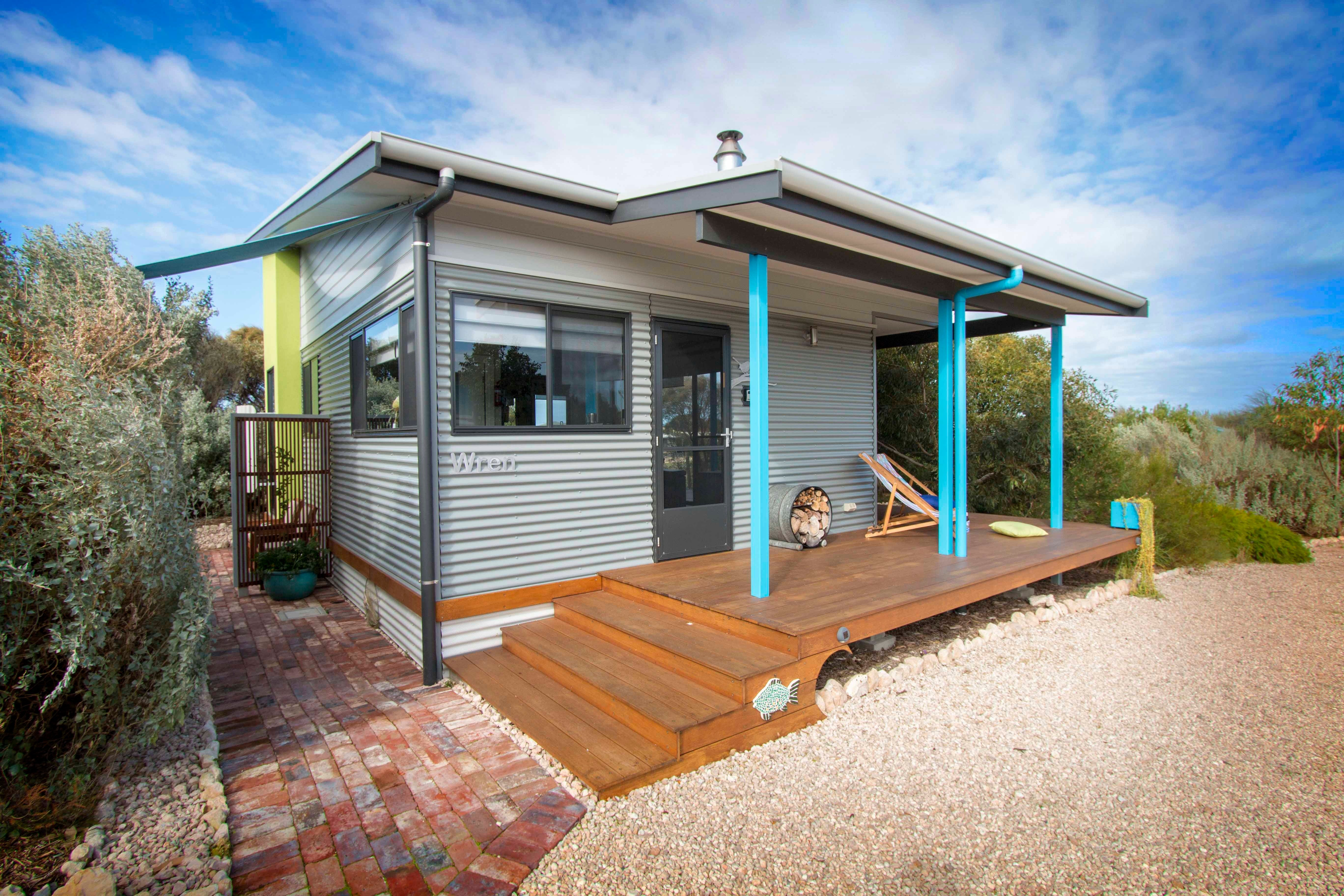 Coorong Cabins - Wren Cabin - Accommodation Noosa