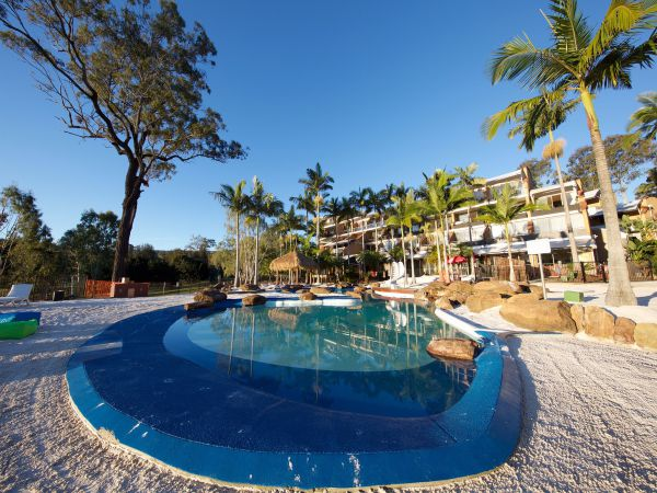 Ramada Resort Kooralbyn Valley - Accommodation Noosa