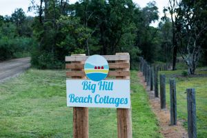 Big Hill Beach Cottages - Accommodation Noosa