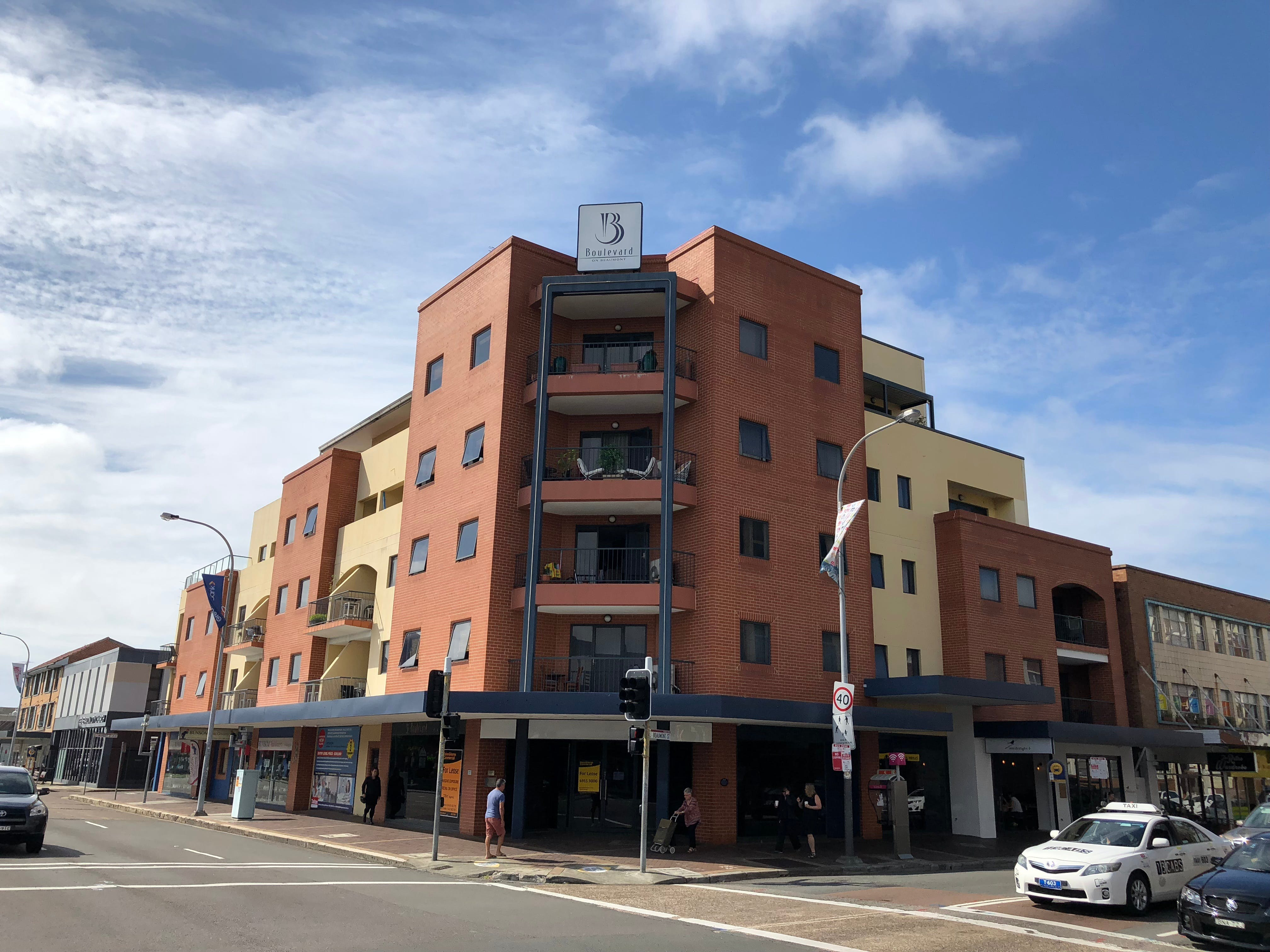 Boulevard on Beaumont apartment hotel - Accommodation Noosa