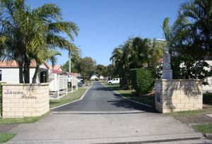 Sarina Palms Caravan Village - Accommodation Noosa