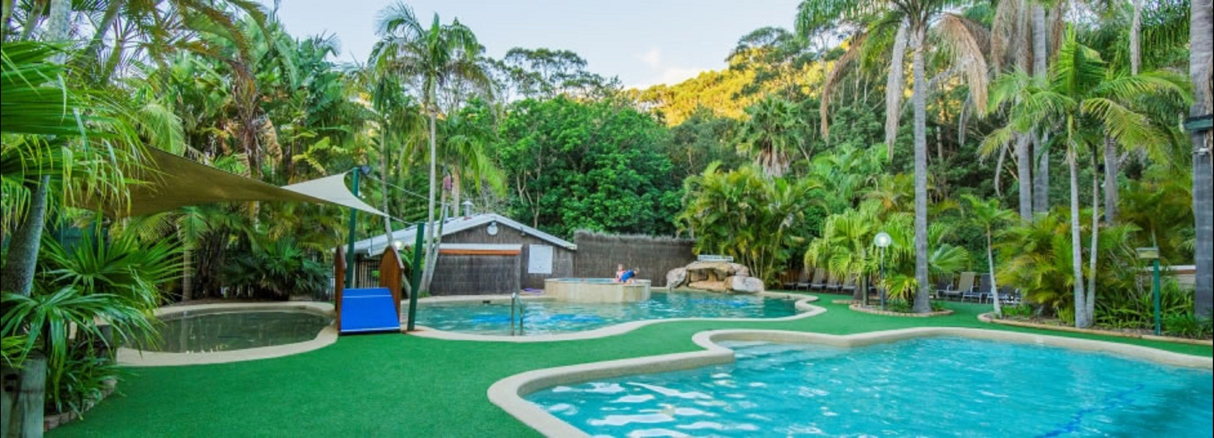 The Palms at Avoca - Accommodation Noosa