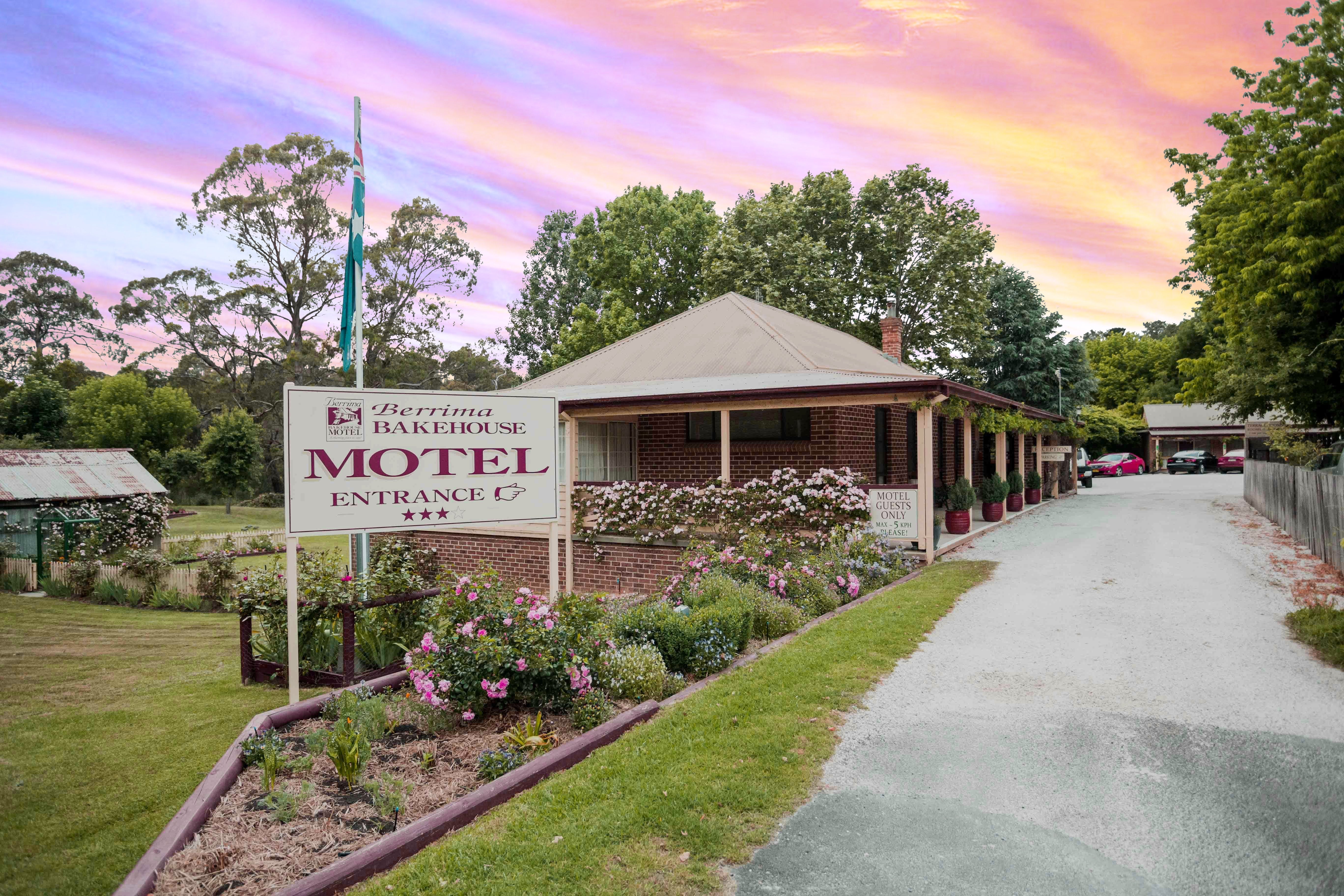 Berrima Bakehouse Motel - Accommodation Noosa