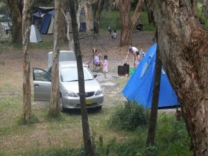 Hungry Gate campground - Accommodation Noosa