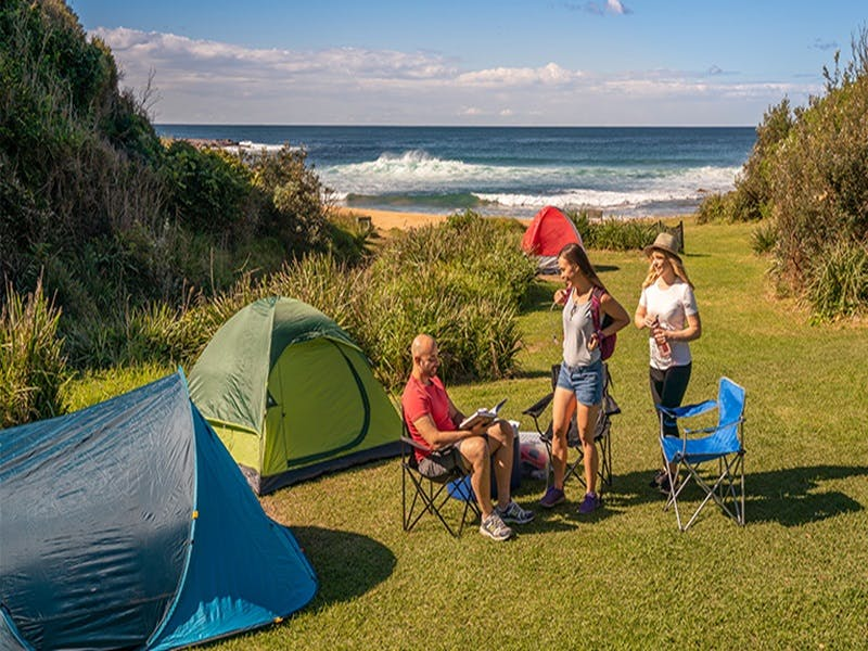 Little Beach campground - Accommodation Noosa