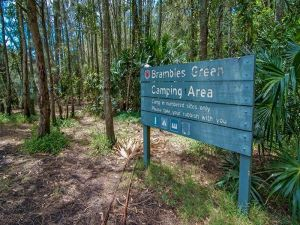 Brambles Green campground - Accommodation Noosa