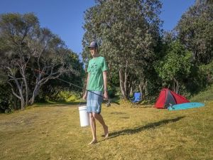 Racecourse campground - Accommodation Noosa