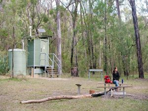 Ten Mile Hollow campground - Accommodation Noosa