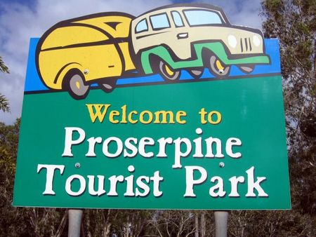 Proserpine Tourist Park - Accommodation Noosa
