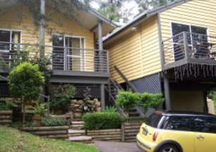 Ttwo Peaks Guesthouse - Accommodation Noosa
