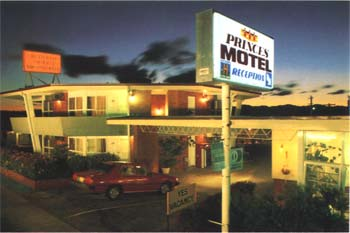 Princes Motel - Accommodation Noosa