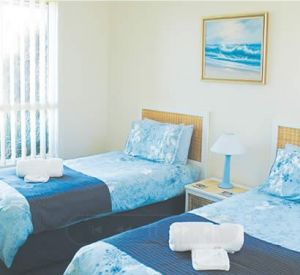 Captains Quarters - Accommodation Noosa