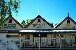 Bourke Riverside Motel - Accommodation Noosa