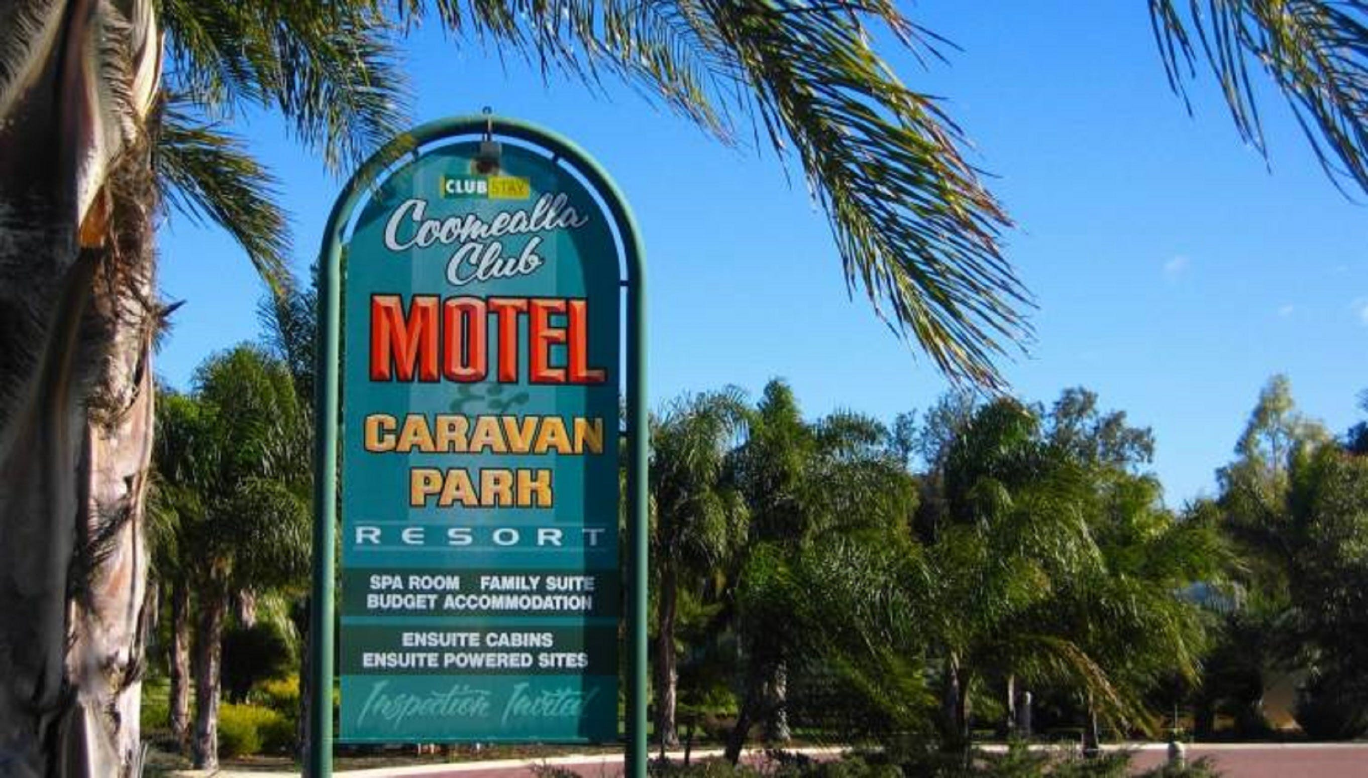 Coomealla Club Motel and Caravan Park Resort - Accommodation Noosa