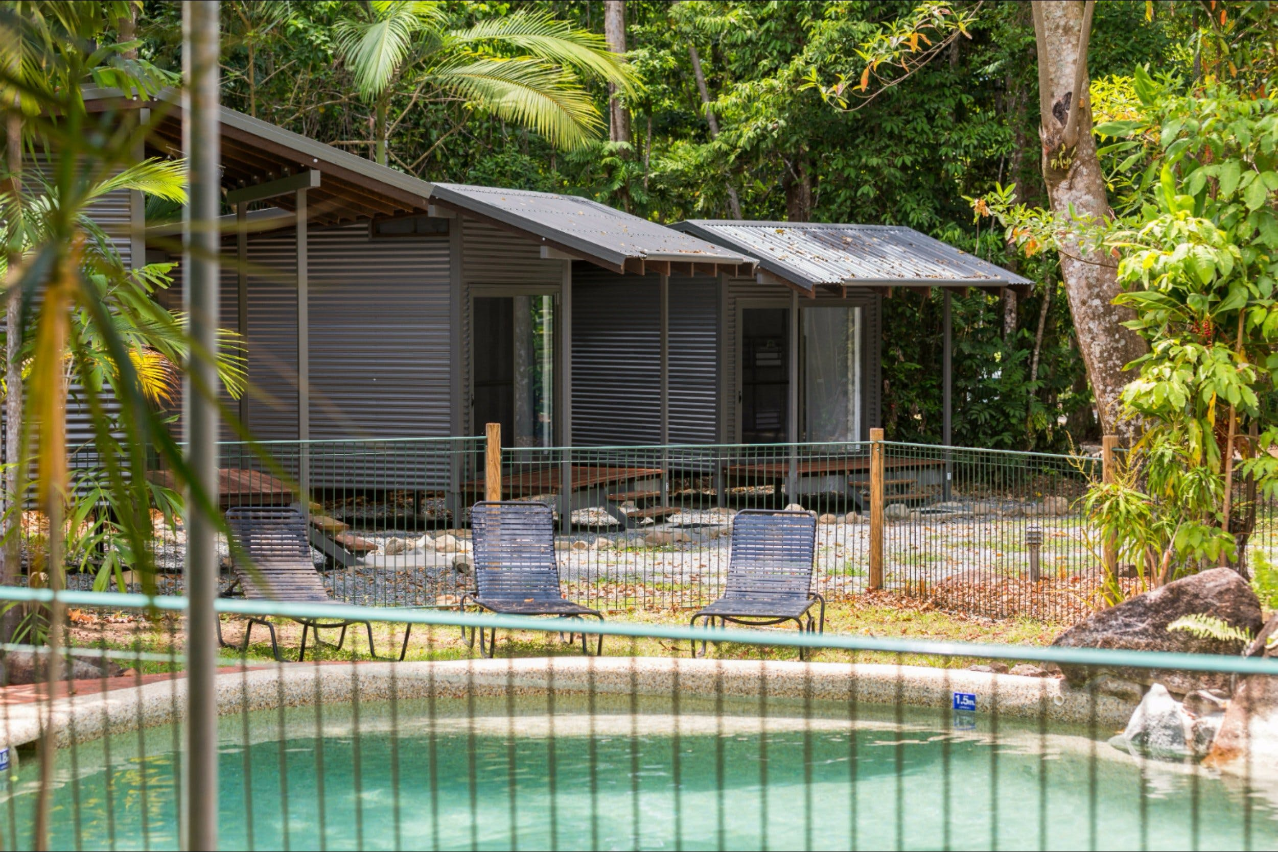 Safari Lodge - Accommodation Noosa
