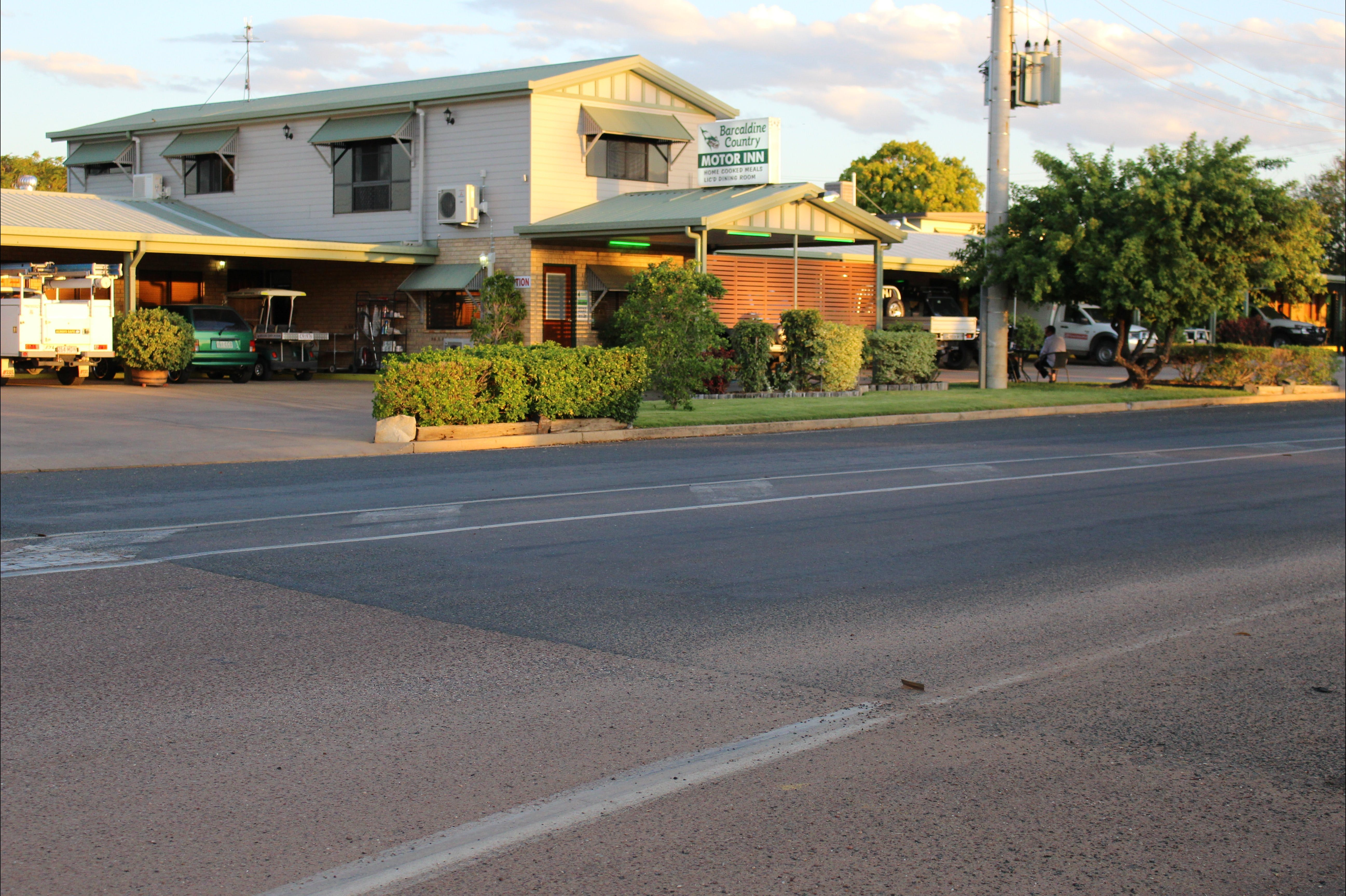 Barcaldine Country Motor Inn - Accommodation Noosa