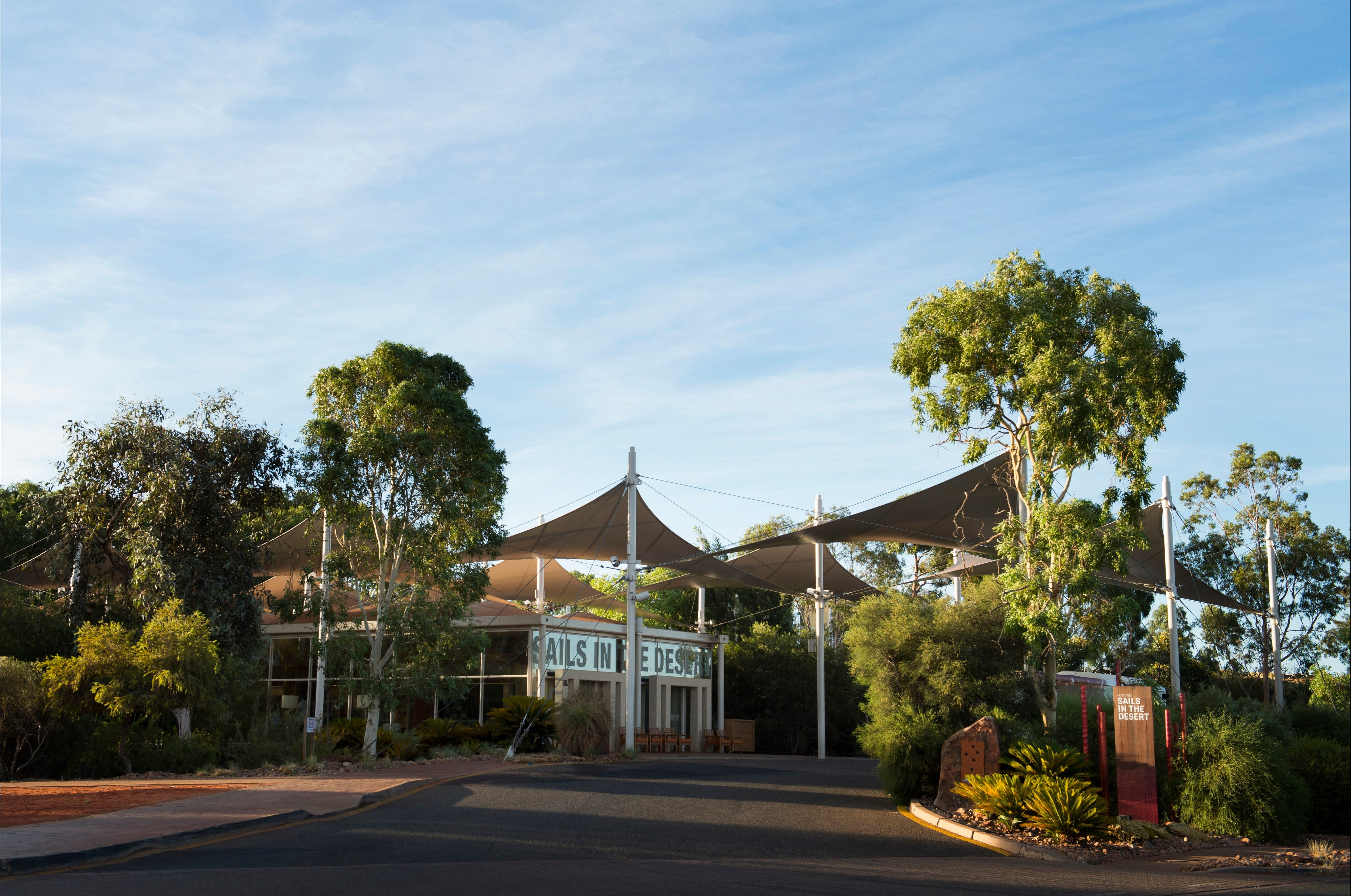 Sails in the Desert - Accommodation Noosa