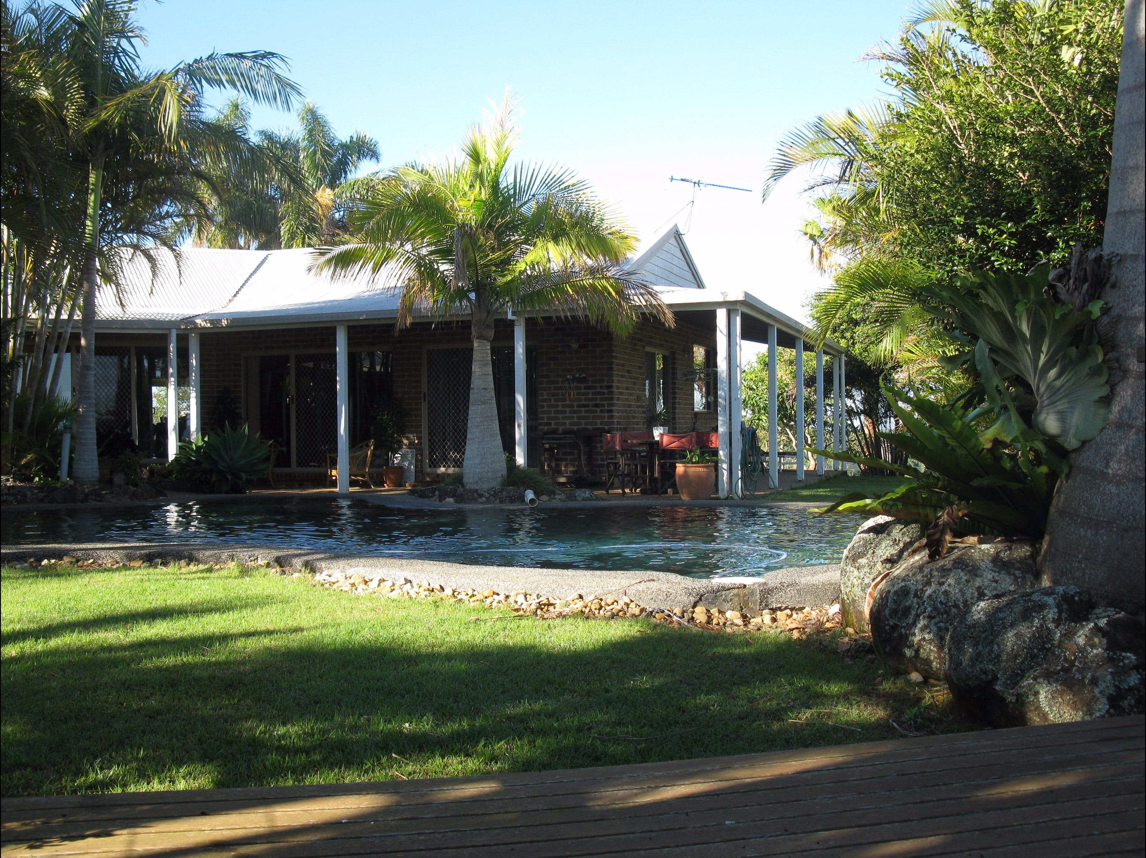 Twin Figs Country Retreat - Accommodation Noosa