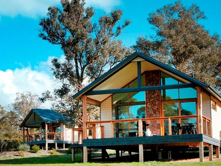 Yering Gorge Cottages and Nature Reserve - Accommodation Noosa