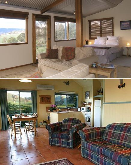 Athlone Country Cottages - Accommodation Noosa