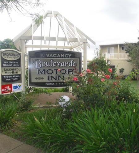 Boulevarde Motor Inn - Accommodation Noosa