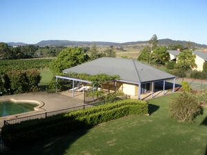 Tranquil Vale Vineyard - Accommodation Noosa