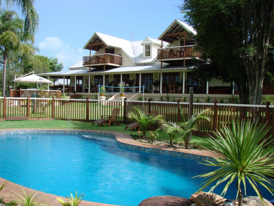 Clarence River Bed  Breakfast - Accommodation Noosa