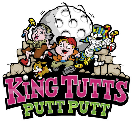 King Tutts Putt Putt - Accommodation Noosa