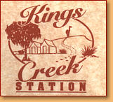 Kings Creek Station - Accommodation Noosa