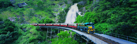 Kuranda Scenic Railway - Accommodation Noosa
