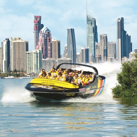Paradise Jetboating - Accommodation Noosa