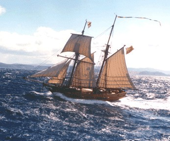 Enterprize - Melbourne's Tall Ship - Accommodation Noosa