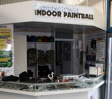 Campbellfield Indoor Paintball - Accommodation Noosa