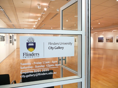 Flinders University City Gallery - Accommodation Noosa